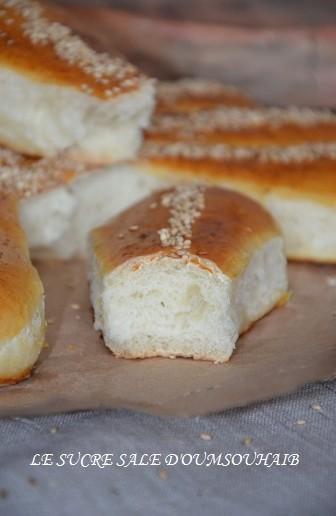 pain arabe au four