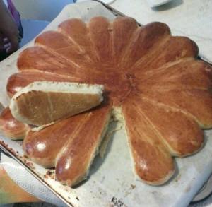 pain fleur Saci Sidikaled