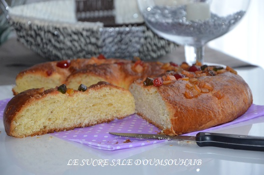 brioche fruits confits 1