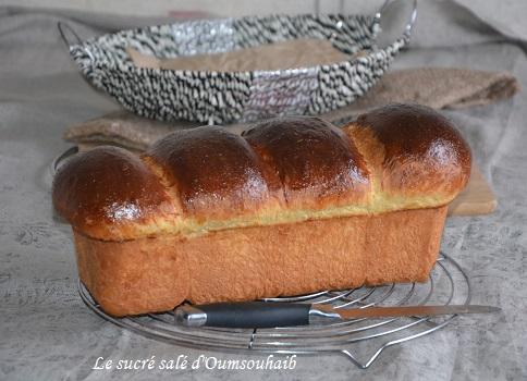 pain brioché d'Eric Kayser