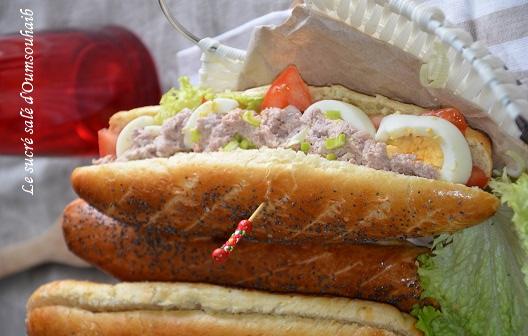 Pains sandwich extra moelleux 3