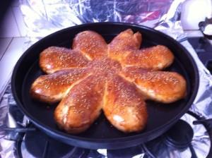 pain fleur Nouzz Oukhira