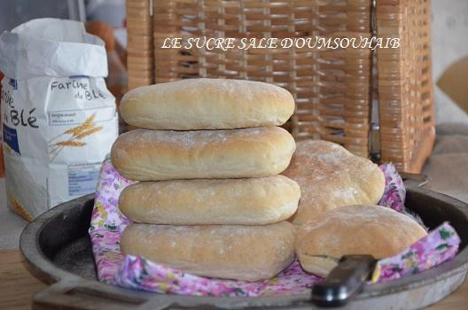 pain pita au four facile - recette pain pita grec