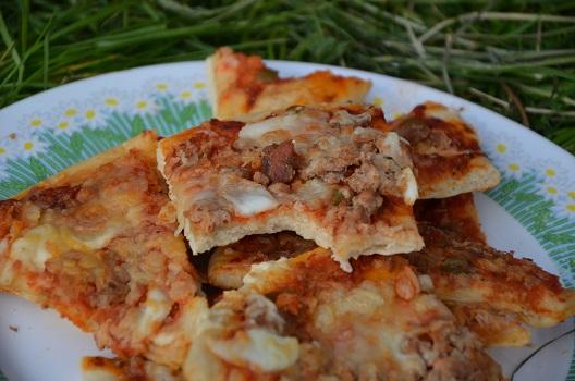 poulet kfc pizza 4