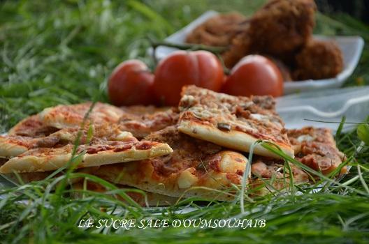 poulet kfc pizza 5