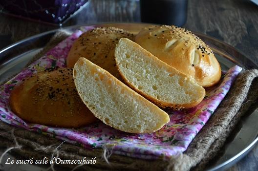 pain à la semoule et au yaourt moelleux (recette arabe)