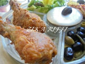 poulet zika