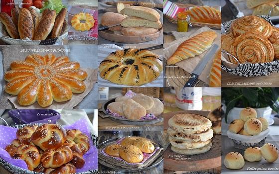 montage pains ramadan 2015