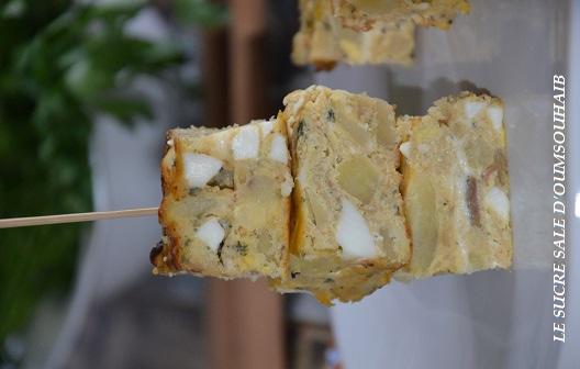 tajine tunisien fromage 2