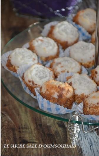 gâteau noix de coco moelleux
