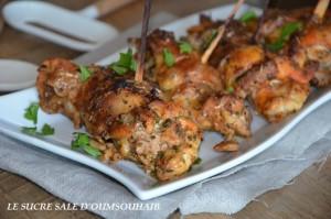 cuisses de poulet roulée 6