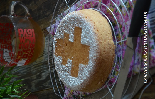 gâteau Lorrain 2
