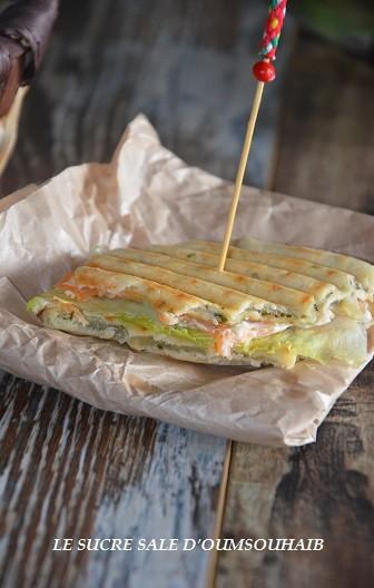 pain plat maison de Jamie Oliver flatbreads