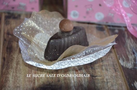 gâteaux algériens modernes au maltaser