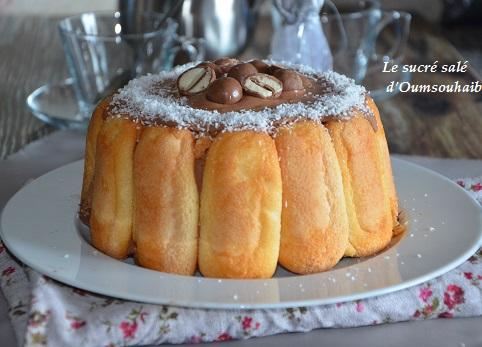 charlotte ganache chocolat 2