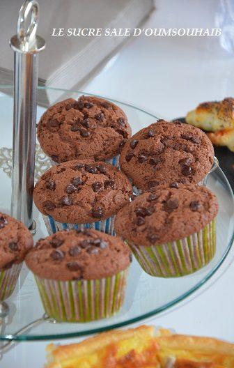 muffins-moelleux-aux-pepites-de-chocolat