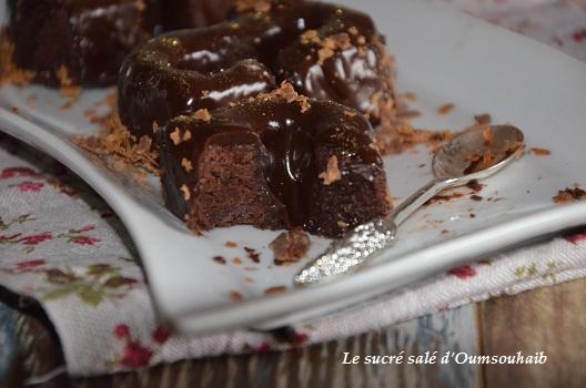Gâteau oriental au chocolat 3