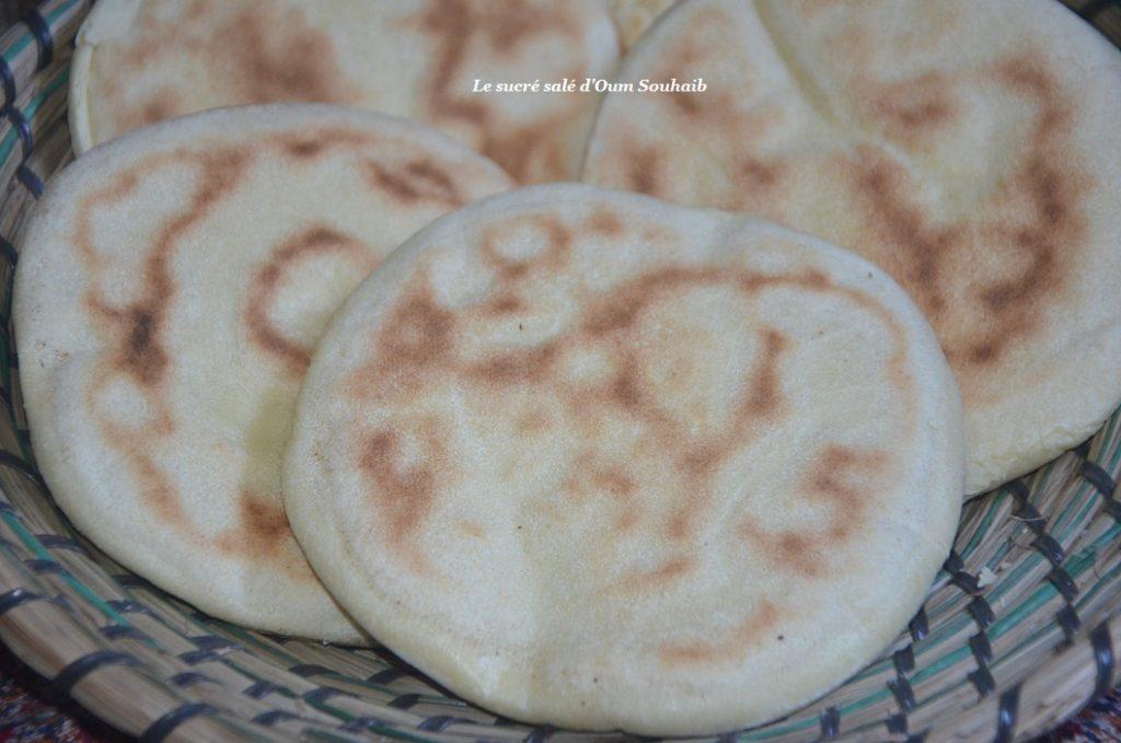 petit-pain-matlouh-algerien-moelleux