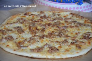pizza kebab crème fraiche 6