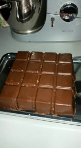 Kinder country maison au thermomix