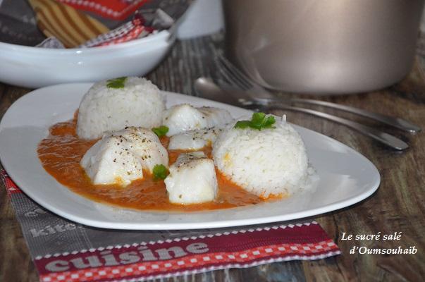 dos de cabillaud au curry t lait de coco 1