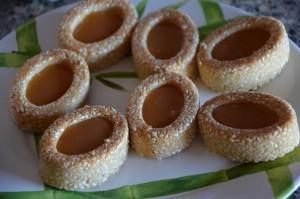 mini tartelette chocolat caramel beurre salé 2