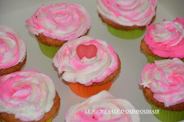 Cupcakes super moelleux