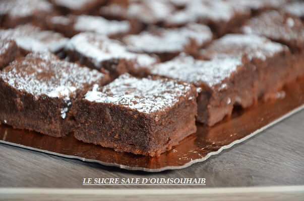fondant au chocolat au beurre salé