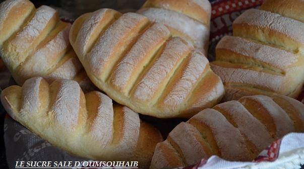 petits pains marocains au fours