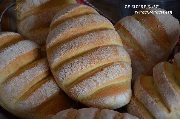 petit pain marocain au four 8