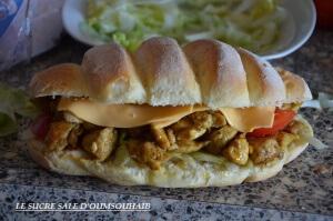 sandwich poulet curry 1