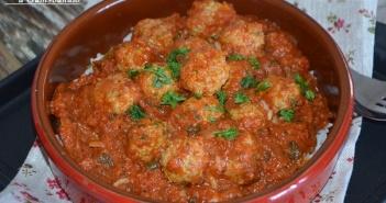 boulette d'agneau sauce tomate 1