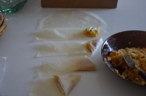brick camembert pommes de terre et lardons 3