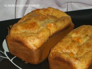 mini cake truite fumée et feta 1