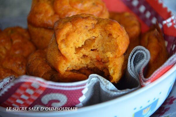 muffin thon à la catalane 1