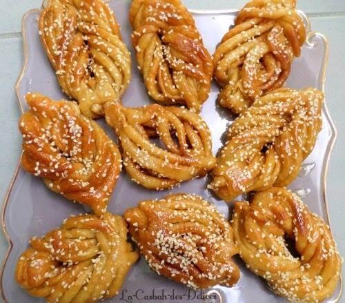 Gâteaux Algériens Pour L'aid 2019