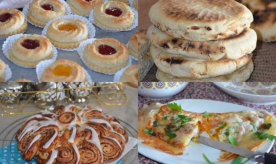 idée menu ramadan 2016