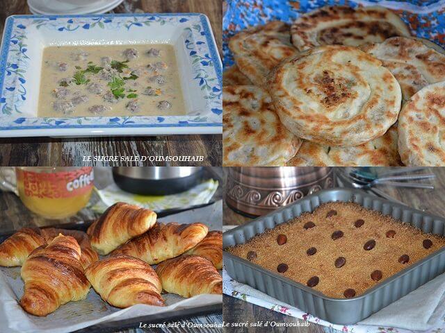 idée repas ramadan 2018 recette facile et rapide