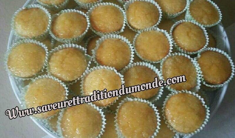 mini tartelette à la noix de coco