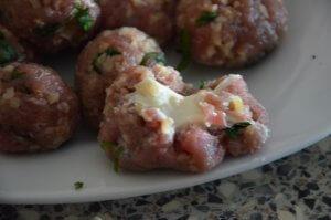 croquettes de viande farcies au fromage 4
