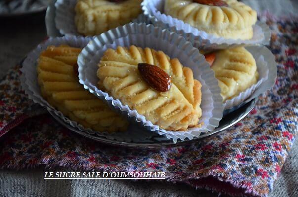 gâteaux algériens aux amandes pour fêtes 2