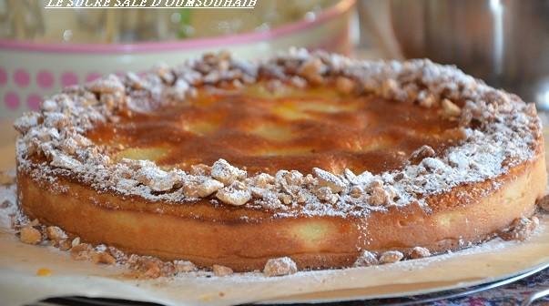 tarte bourdaloue revisitée