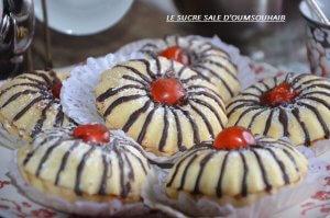 marguerite samira gâteau sec algérien au nestlé
