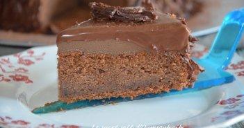 entremet chocolat noisette facilef