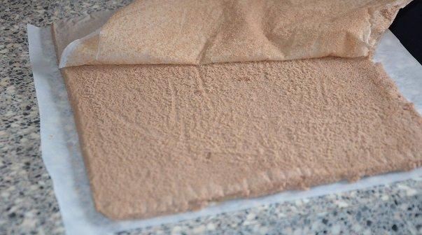 génoise au cacao pour bûche extra moelleuse - genoise moelleuse pour buche