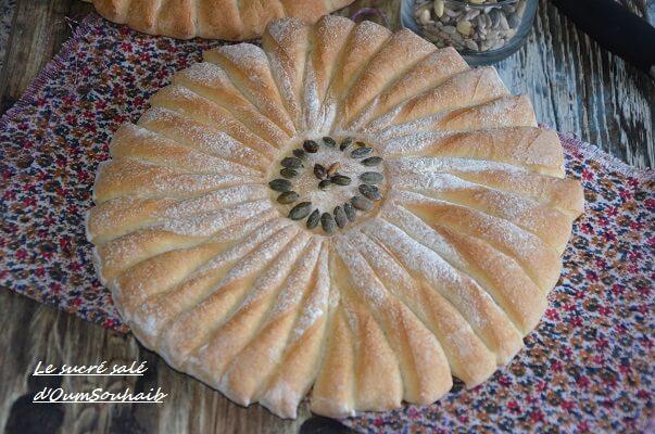 pain marguerite express aux graines de courge