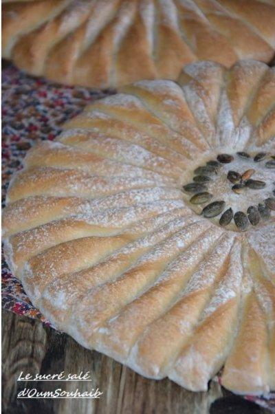 pain marguerite express aux graines de courge 5