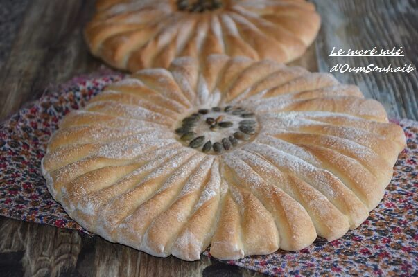 pain marguerite express au thermomix
