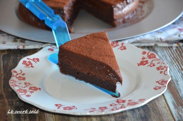 gâteau au chocolat de Mercotte 1