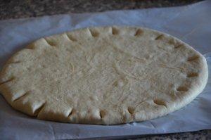 pain arabe au levain 6